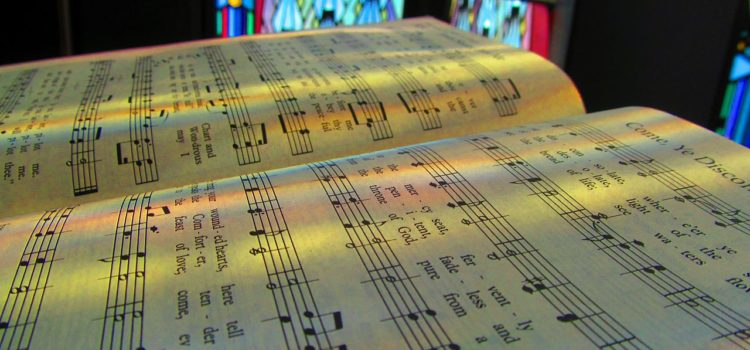 Cathy Meyer, our Minister of Music and Organist, offers a meditation on the history of Protestant hymns in worship.