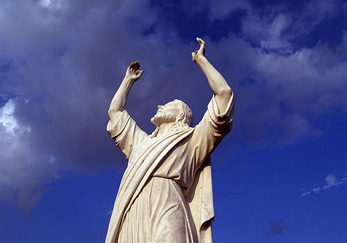 """Hosanna, Hineni, Hallelujah."""