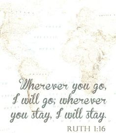 Wherever You Go…
