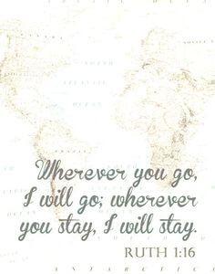 Wherever You Go…
