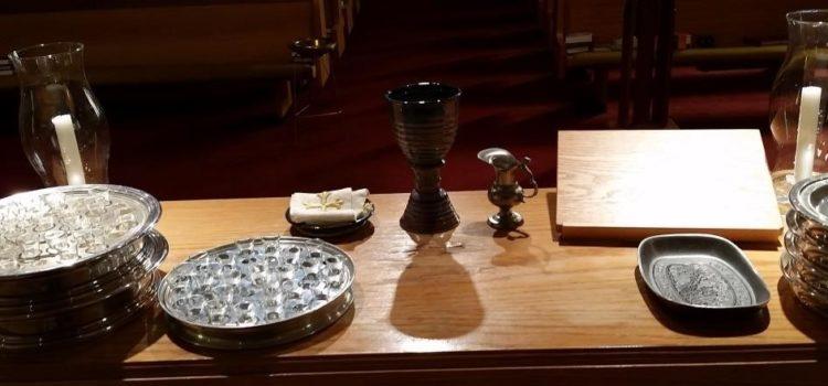 September 5 worship service