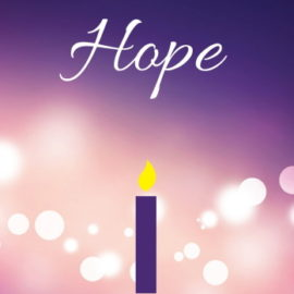Meditation on hope from Rev. Gail Wright