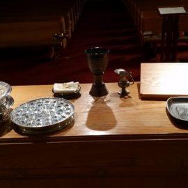 July 4 worship service